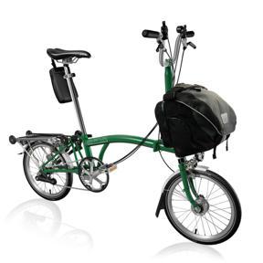 Bild: Min Brompton.  Bild från Brompton bike builder.