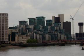 Bild: Ett exempel på modern arkitektur
