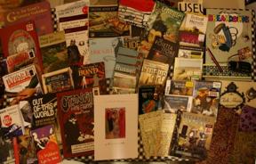 Bild: Shoppingresultat: Böcker med mera.