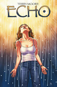 Image: The cover of Echo #1