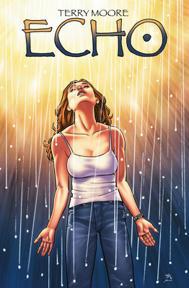 Bild: The cover of Echo #1