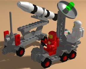 Bild: Legosats 462, Rocket     Launcher
