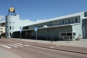 Bild: Mariehamn library.